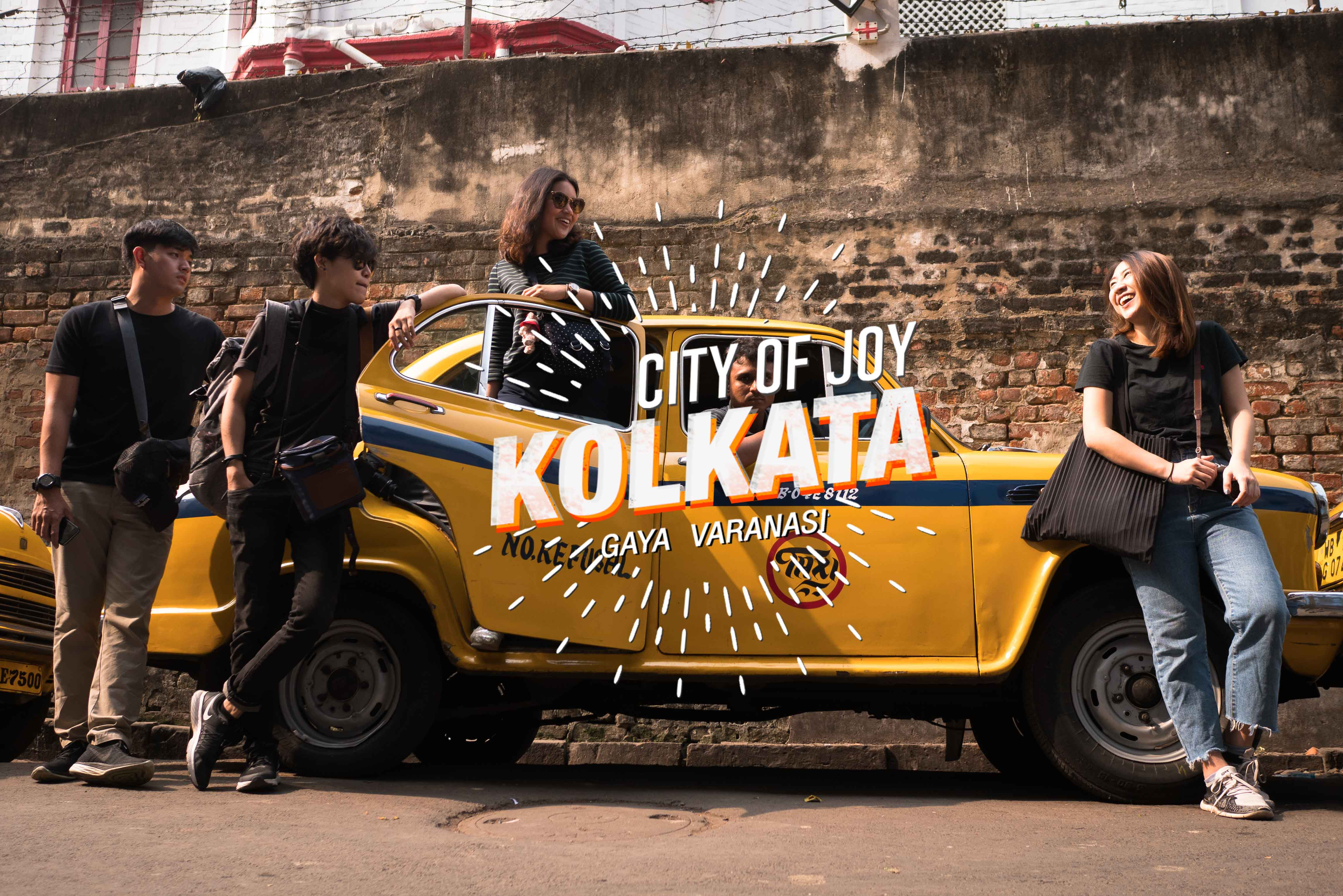 KOLKATA, The City of Joy