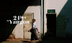 24 hrs. Feel Unique in Yangon,Myanmar
