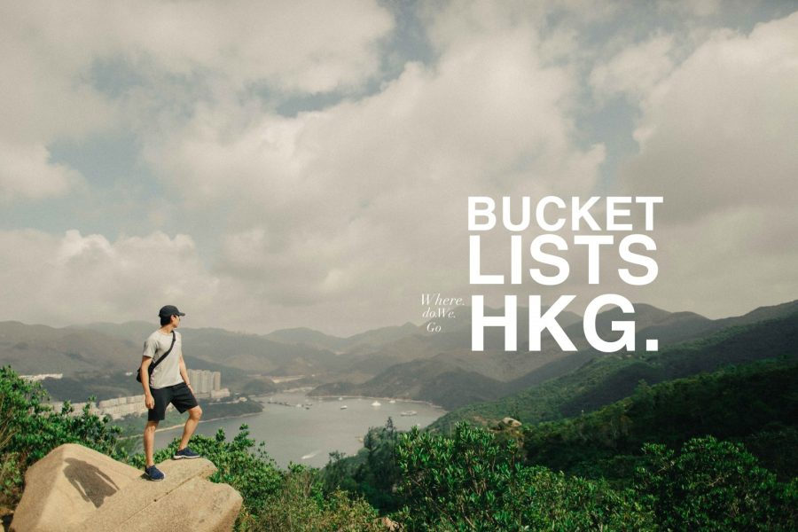 Bucket Lists HONG KONG!