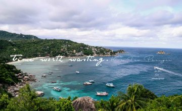 Time Worth Wasting – Koh Tao & Koh Phangan