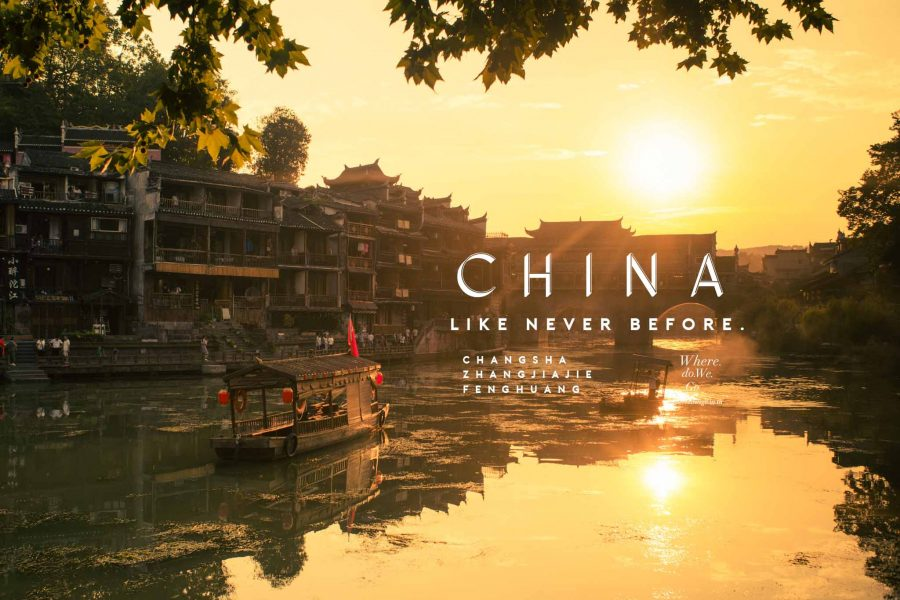 China Like Never Before, Changsha Zhangjiajie Fenghuang