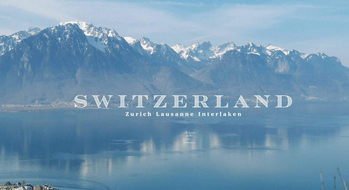 MINI Review : 'SWITZERLAND' IN THE FOOTSTEPS OF KING.