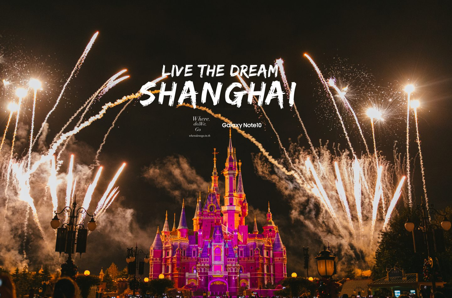 Live the dream, Shanghai