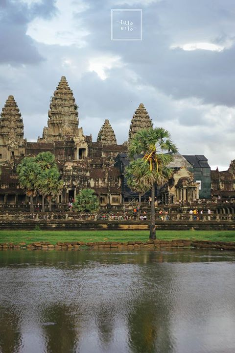 Hello Angkor !