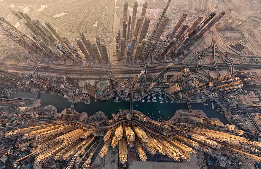 มองโลกผ่านนก 17 ภาพ Bird-Eye View จากทั่วโลกที่จะทำให้เรารู้สึกสดชื่น