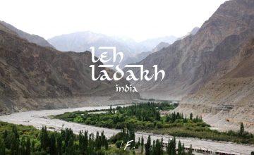 ตะลุยดินแดนโลกพระจันทร์ Leh-Ladakh