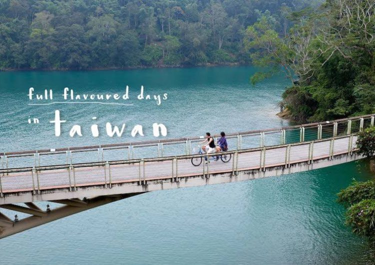 Full Flavoured days in TAIWAN