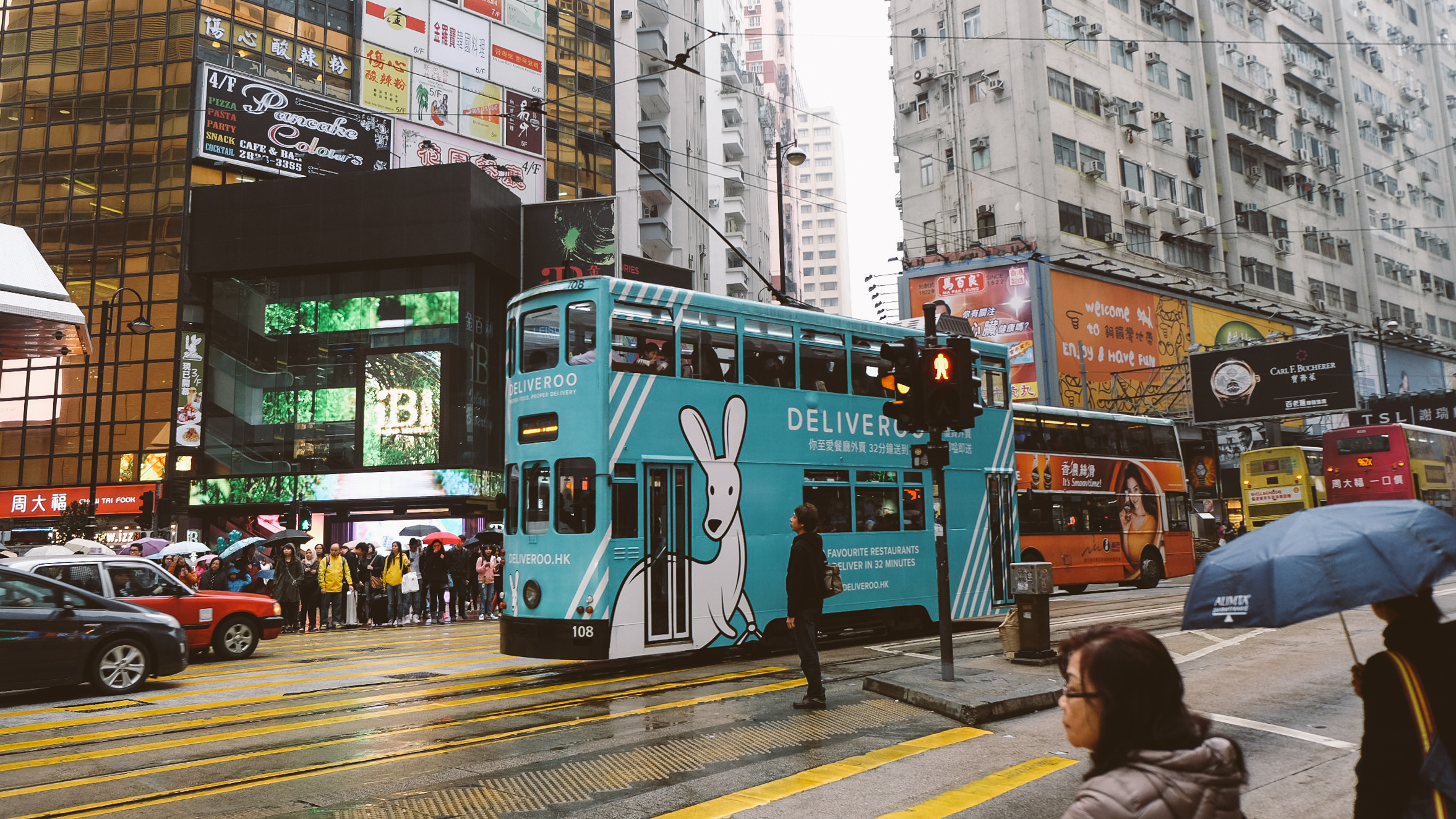 HONG KONG, BUSGET TRIP