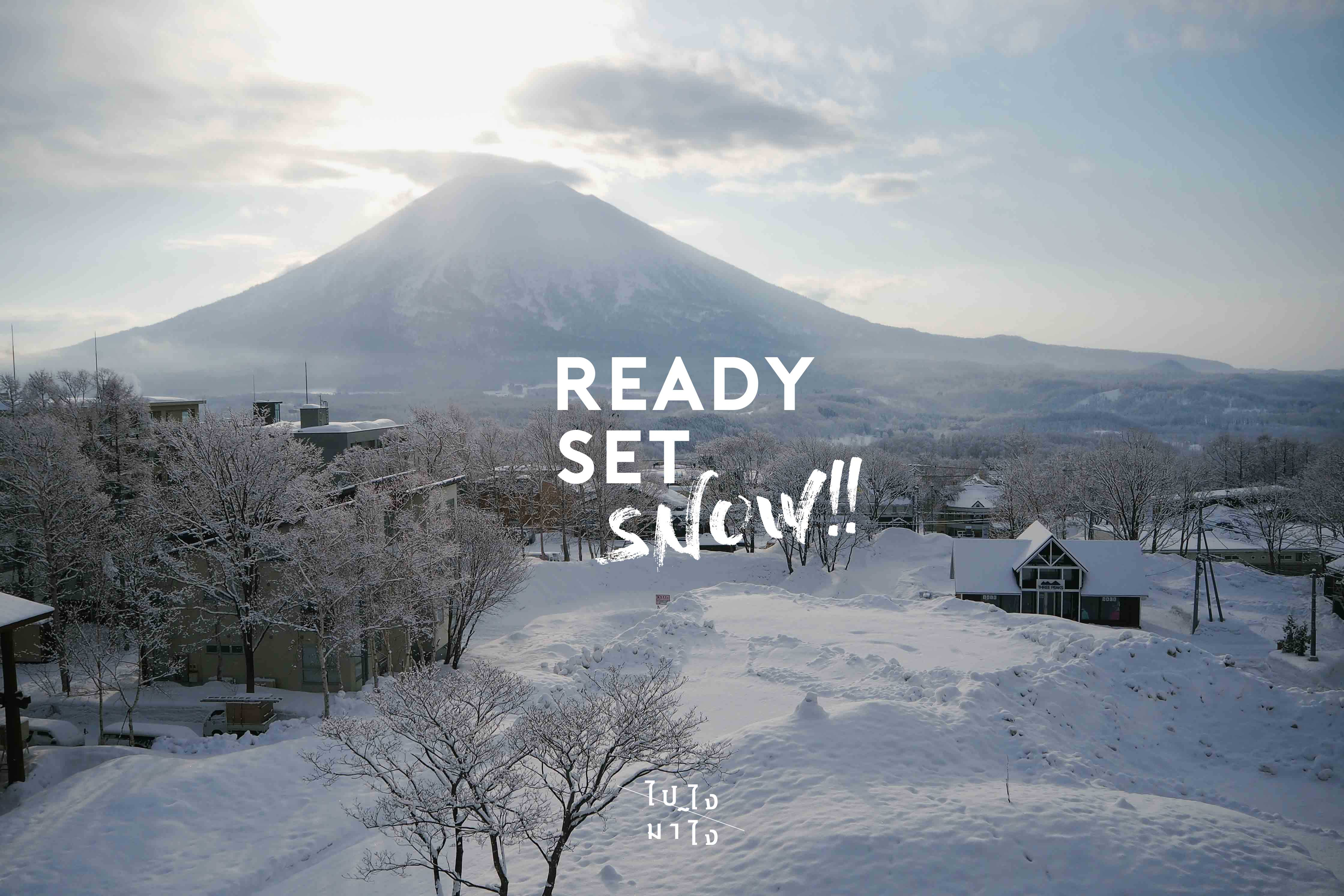 Ready.Set.Snow!!! in Japan