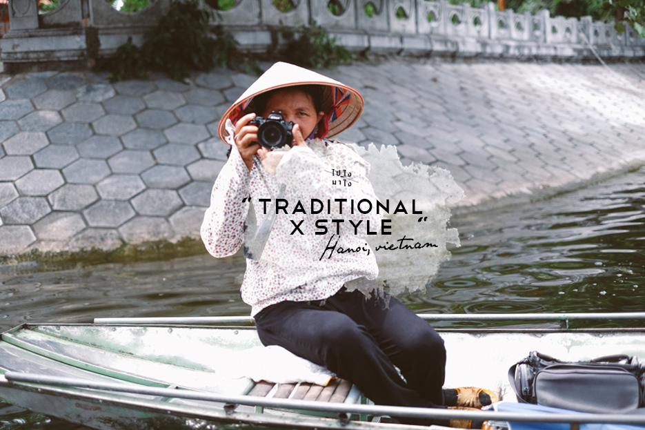Hanoi,where tradition meets style