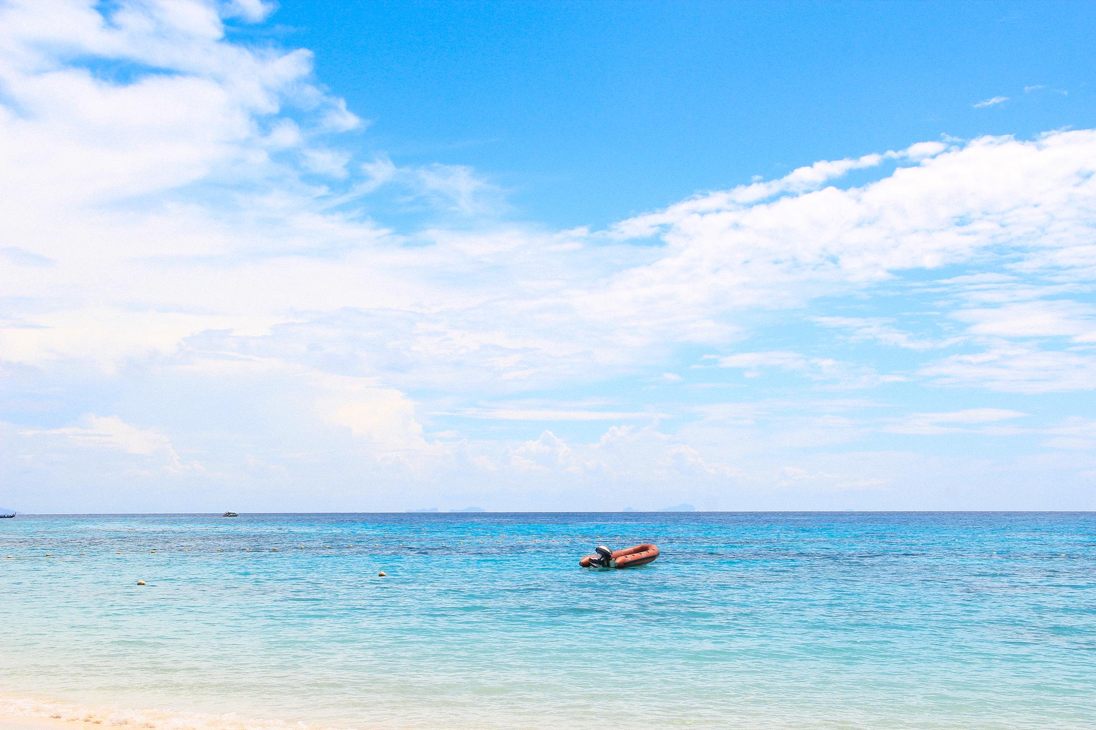 แนะนำ 3 ทะเลไทยฮอตฮิต ที่ติดอันดับในใจพวกเรา