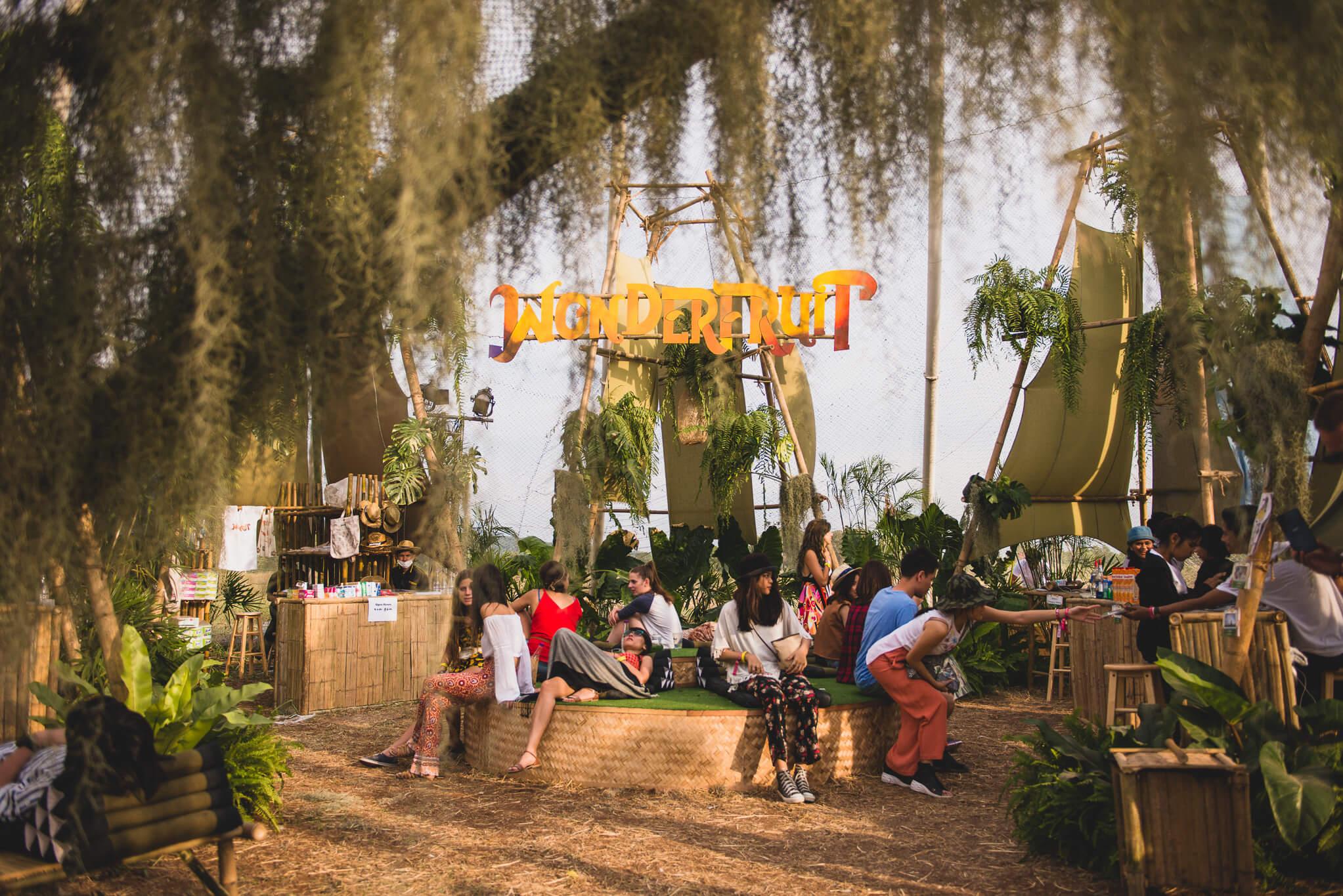 Wonderfruit Festival!