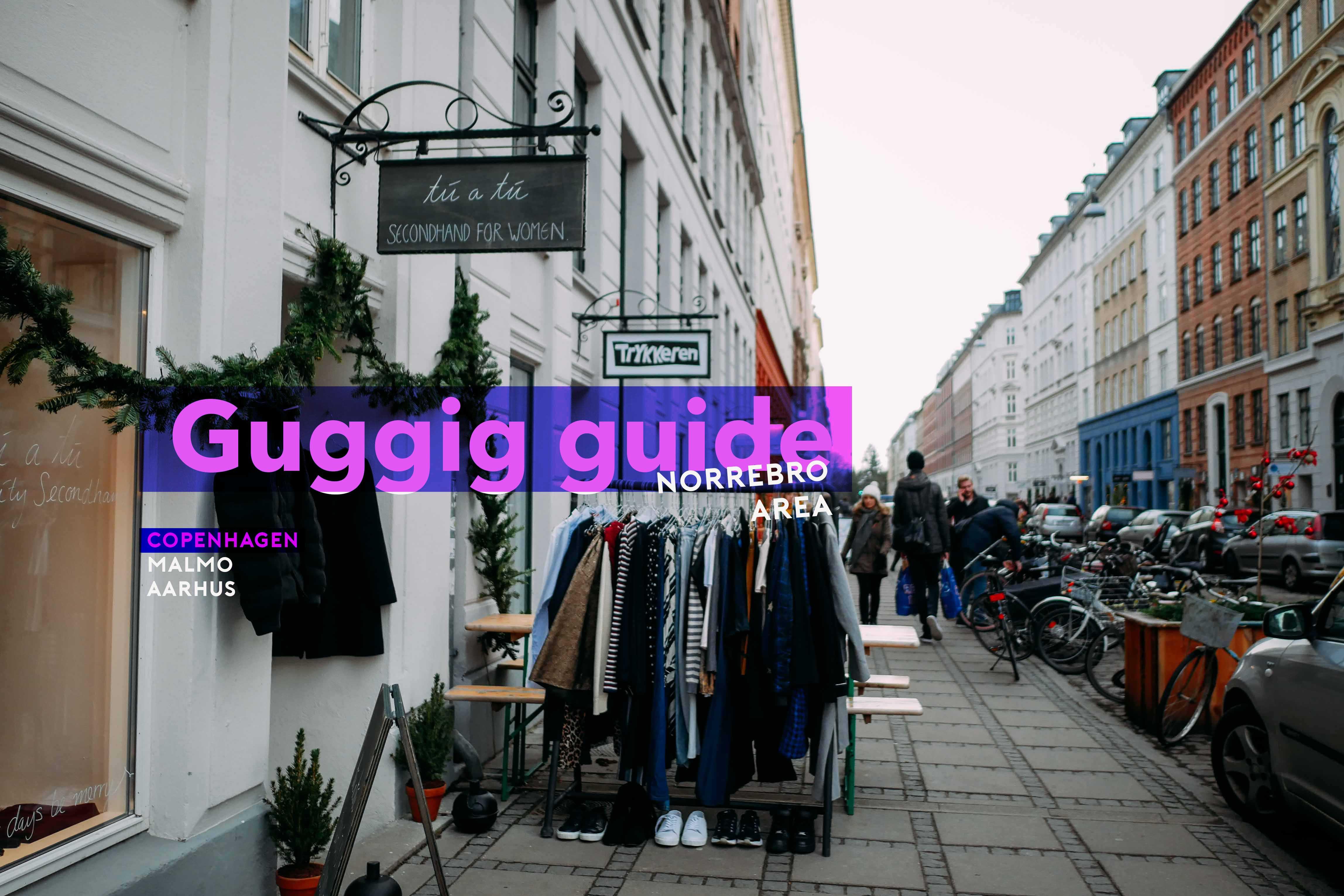 Denmark Guggig guide