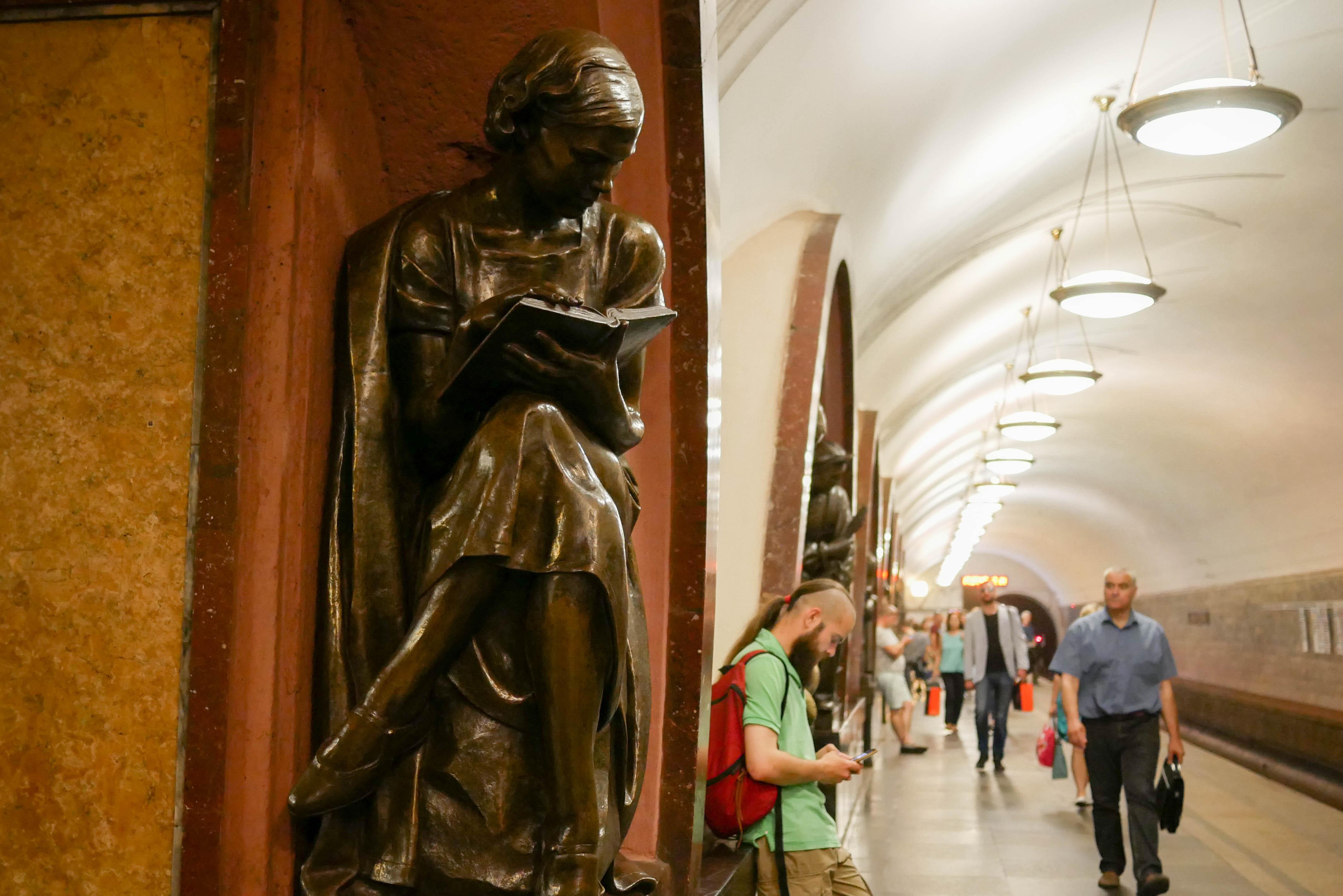 Masterpieces of MOSCOW รัสเซีย สวย หรู ราคาไม่แรงและต้องไม่ใช้วีซ่า!