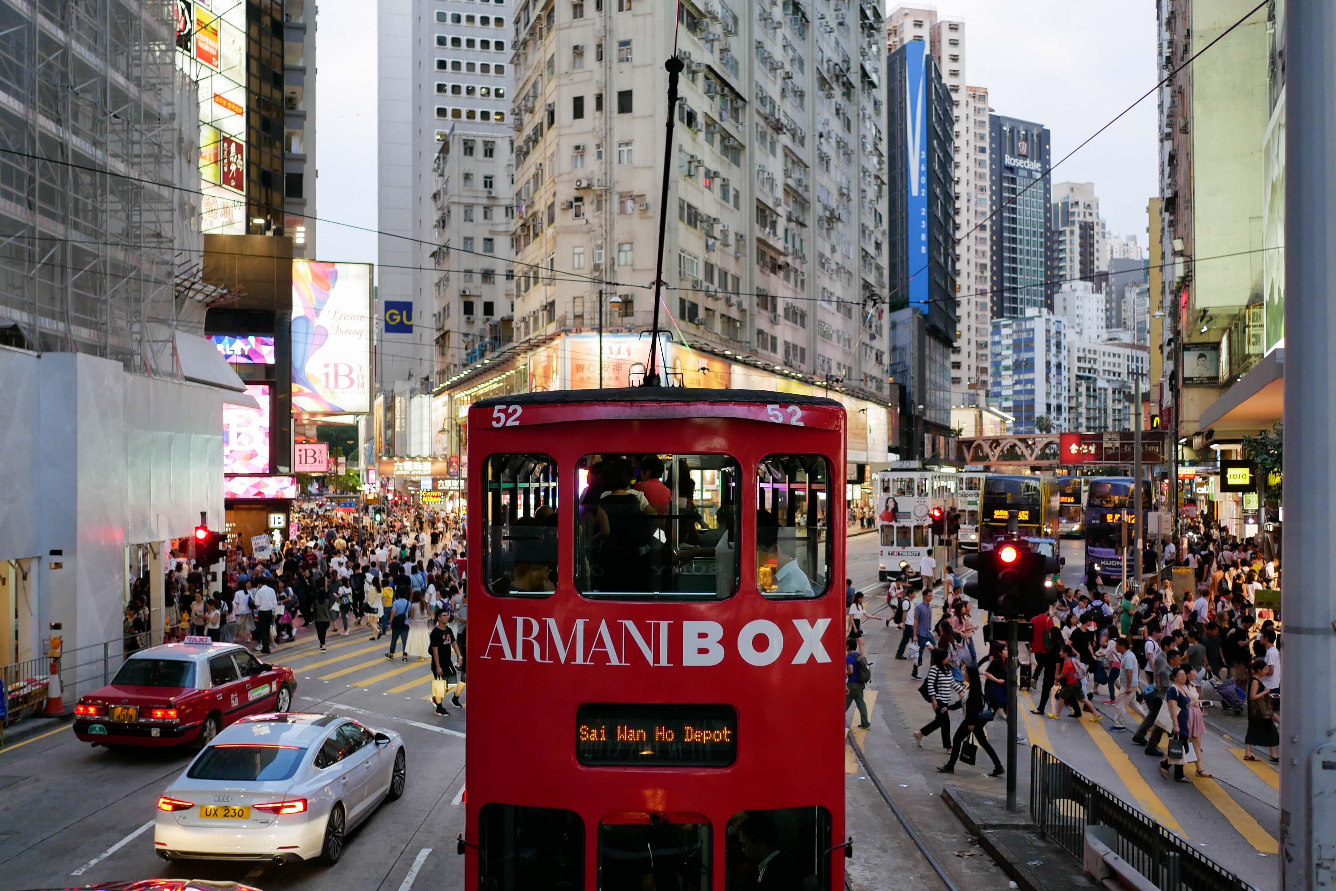 ไป Hong Kong ไปไหนดี? ฉบับ Updated 2017