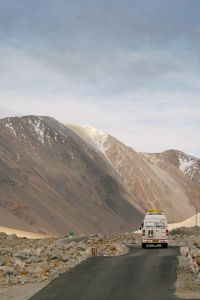 Julley! Here we are Leh Ladakh