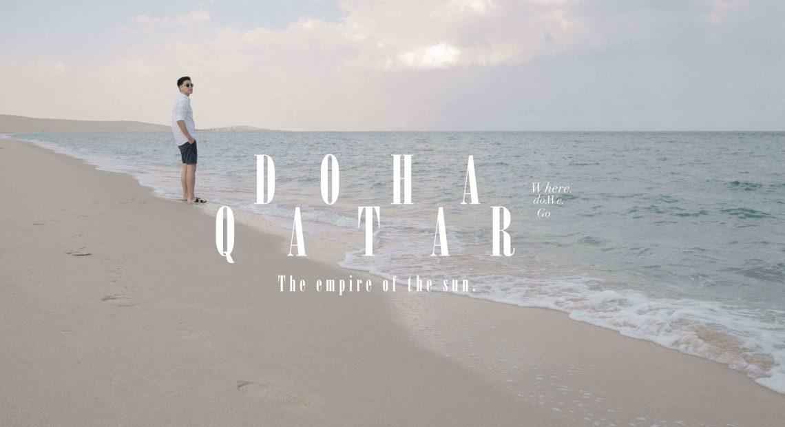 The empire of the sun, DOHA QATAR