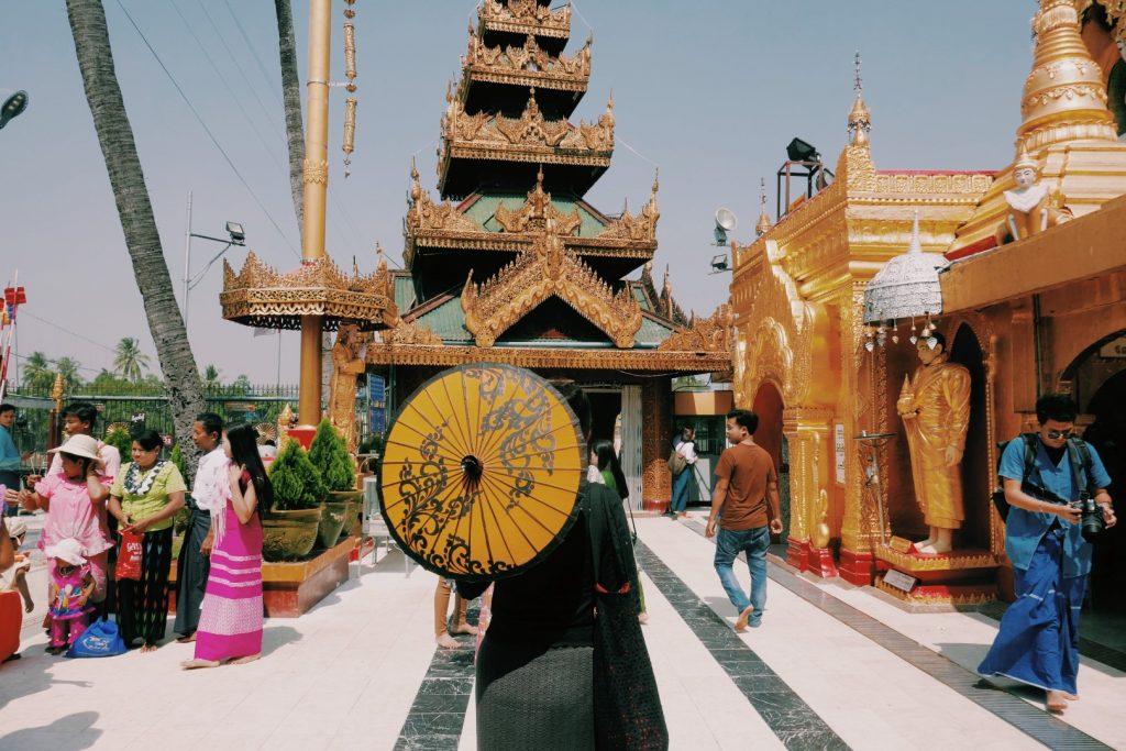 24 hrs. Feel Unique in Yangon,Myanmar