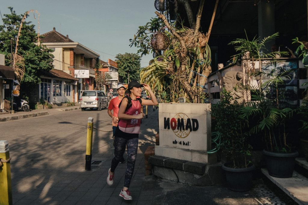 RUN EAT FUN in BALI,Indonesia