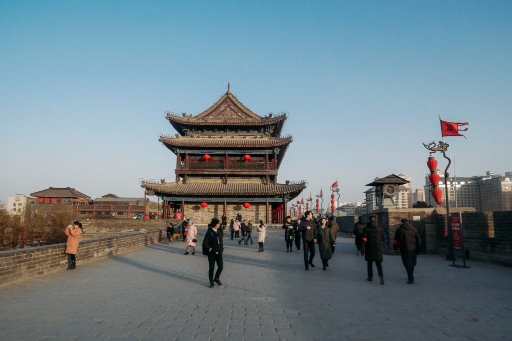 See in XI'AN, China