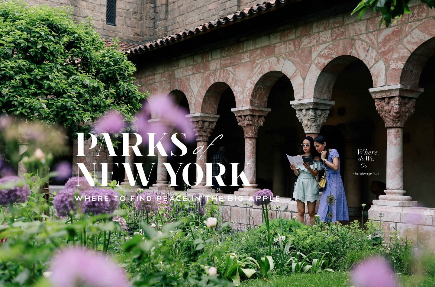 Parks of New York City.