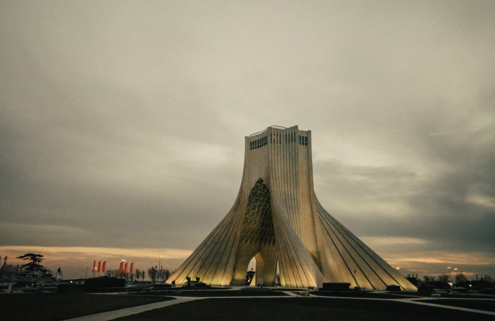 Time to forget about What people say,  Remember what you seen.  Let's go IRAN.