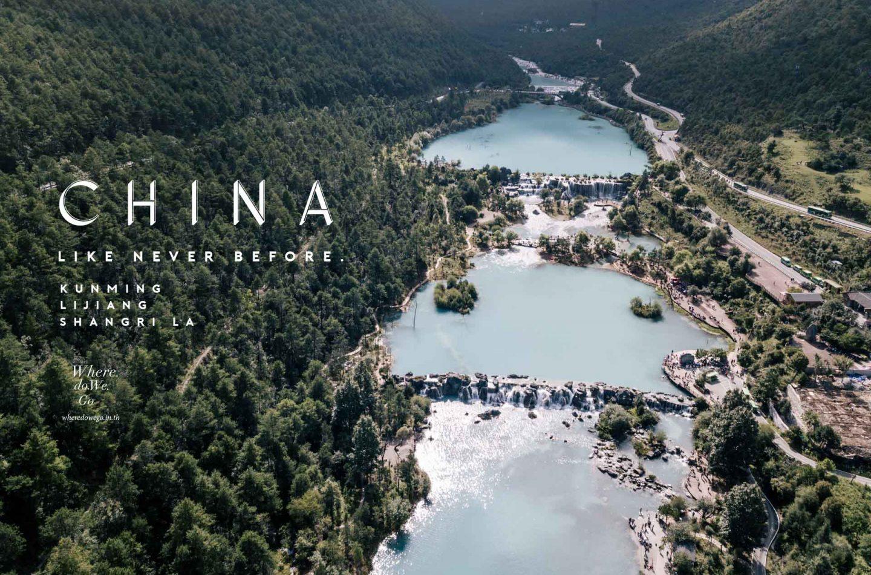 China Like Never Before, KUNMING-LIJIANG-SHANGRI LA