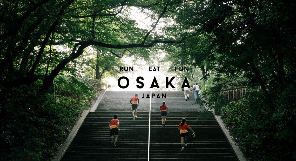 RUN EAT FUN KILORUN OSAKA2018