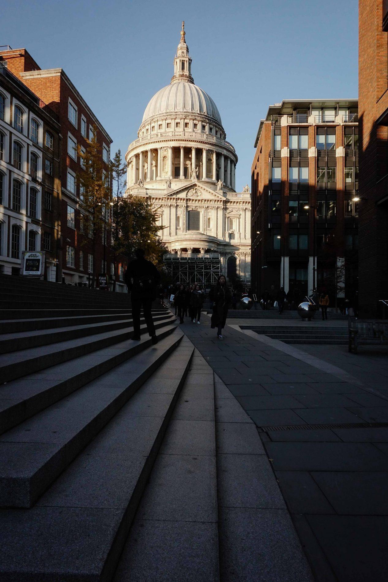 One Week in LONDON.