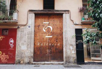 72 hrs. in Valencia, Spain.