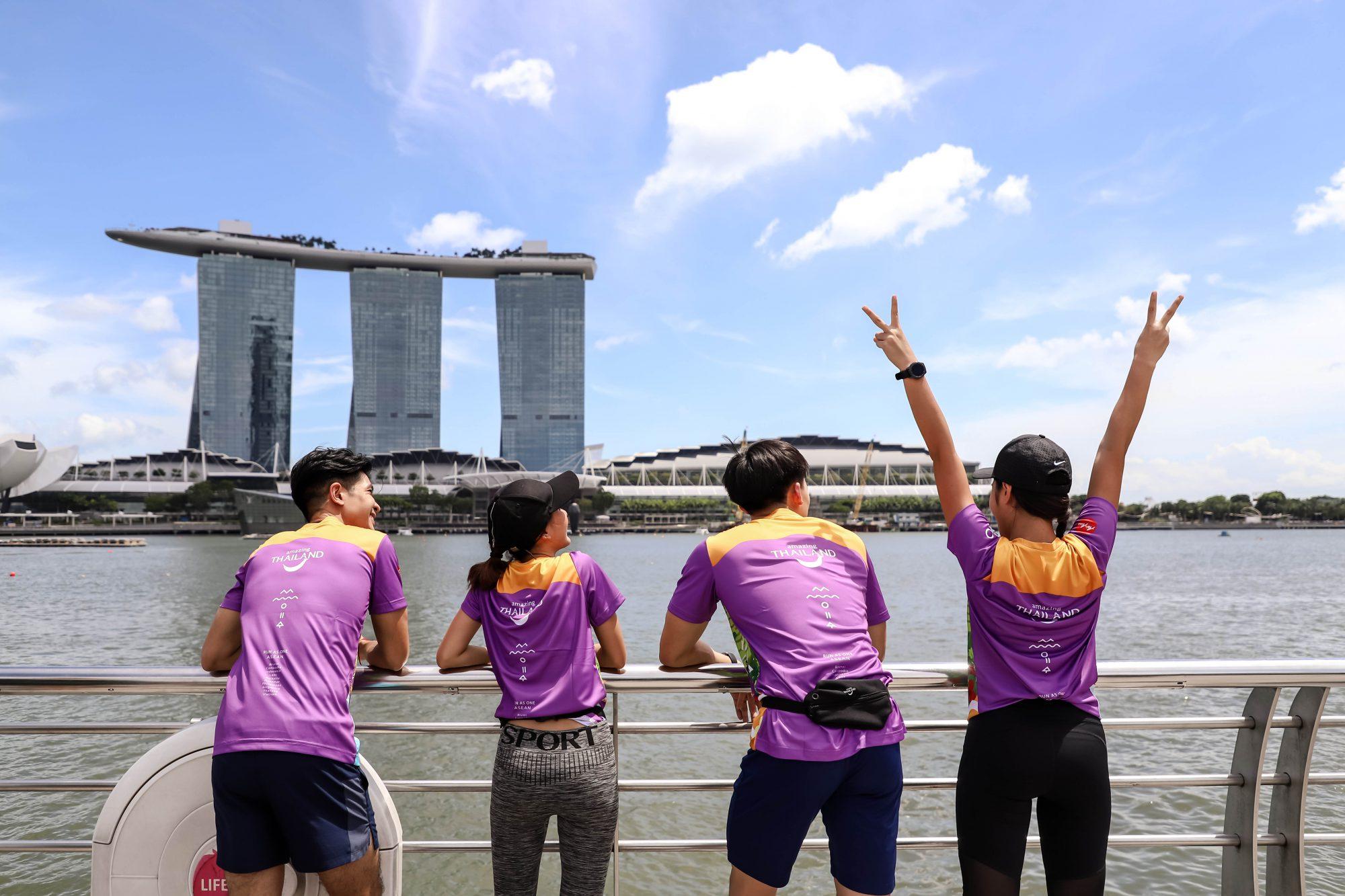 ASEAN Together Run 2019