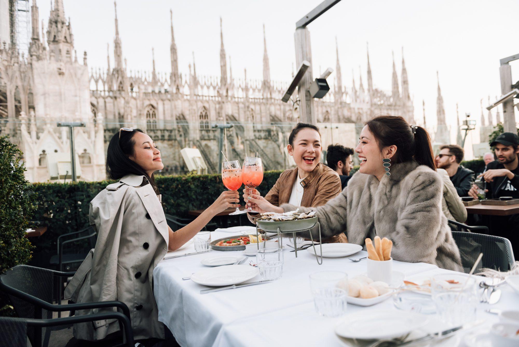 Good life in MILANO.