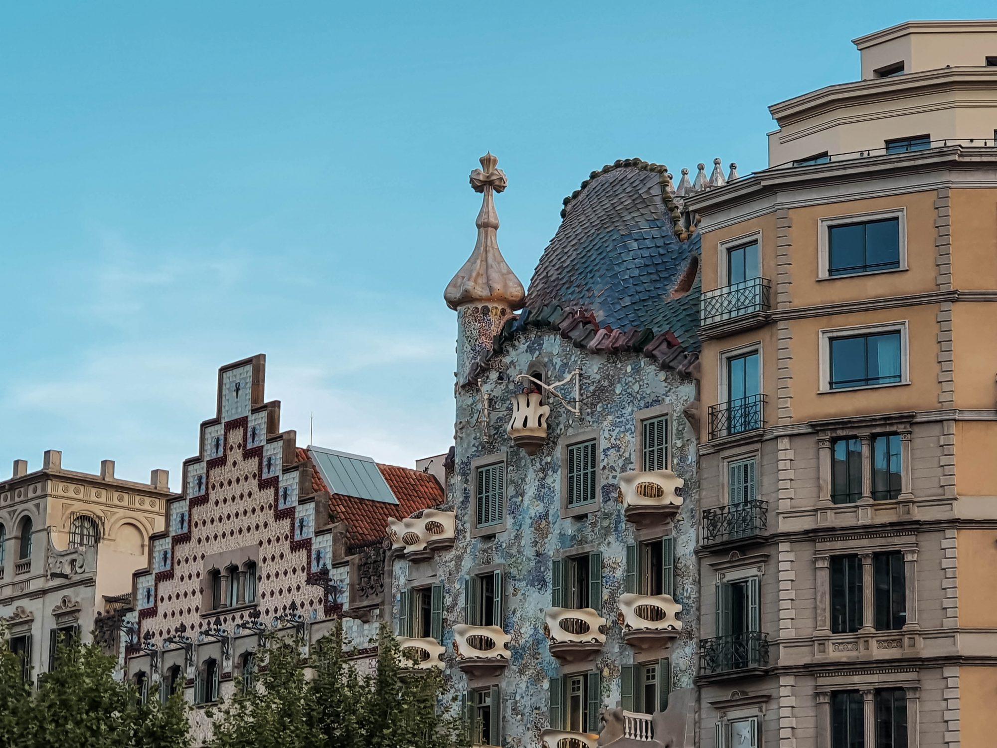 Summer in Barcelona!