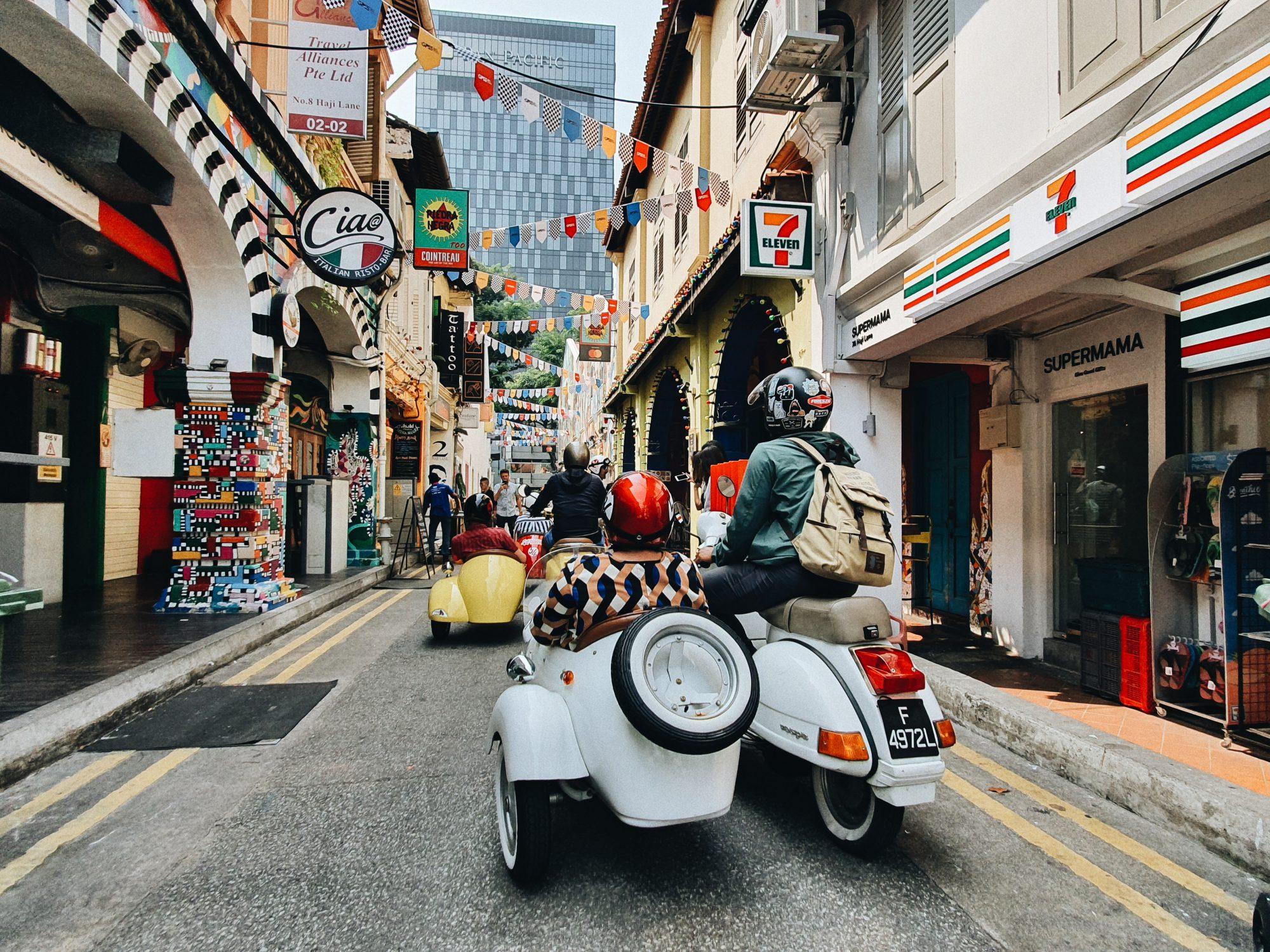 Stopover in Singapore!
