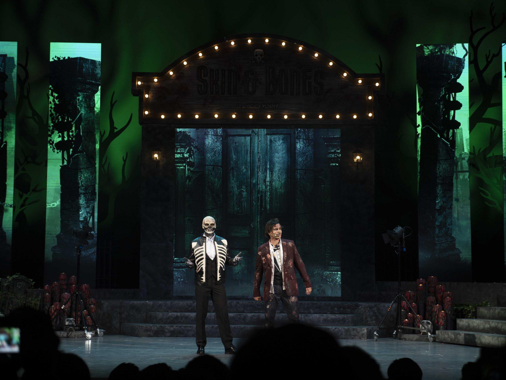 Universal Studios Singapore's Halloween Horror Nights 9