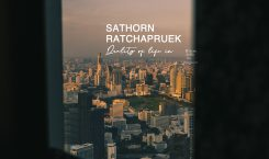 One fine day in Sathorn-Ratchapruek.