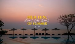 Hua Hin, Beat The Heat Of Summer.