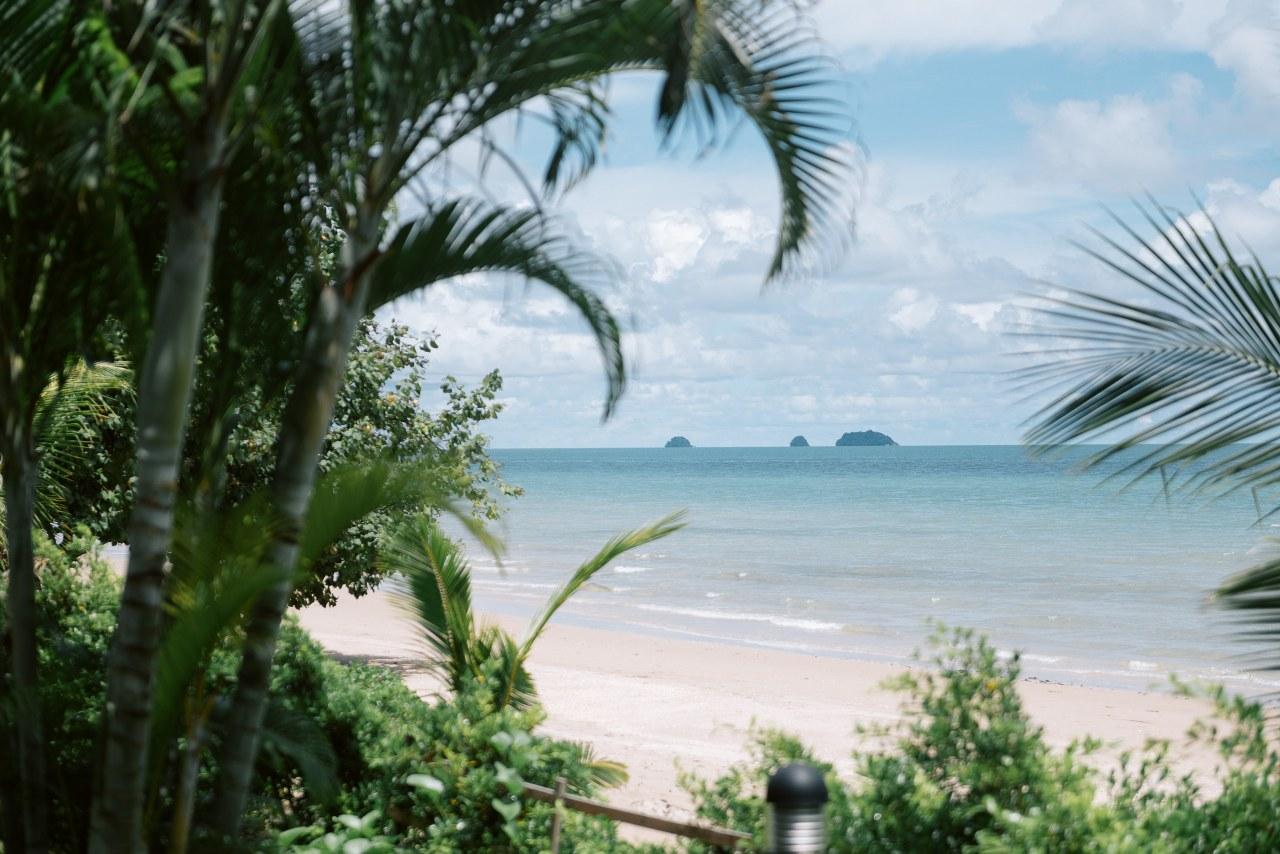 เที่ยวเกาะช้างหน้า Green Season
