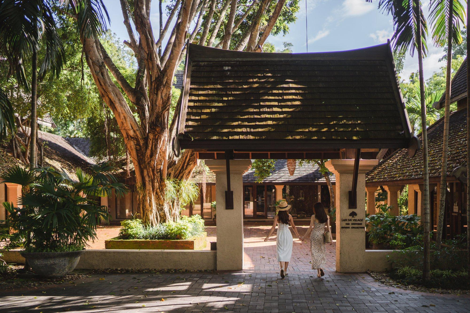 Restart your 2020, Four Seasons Resort Chiang Mai.