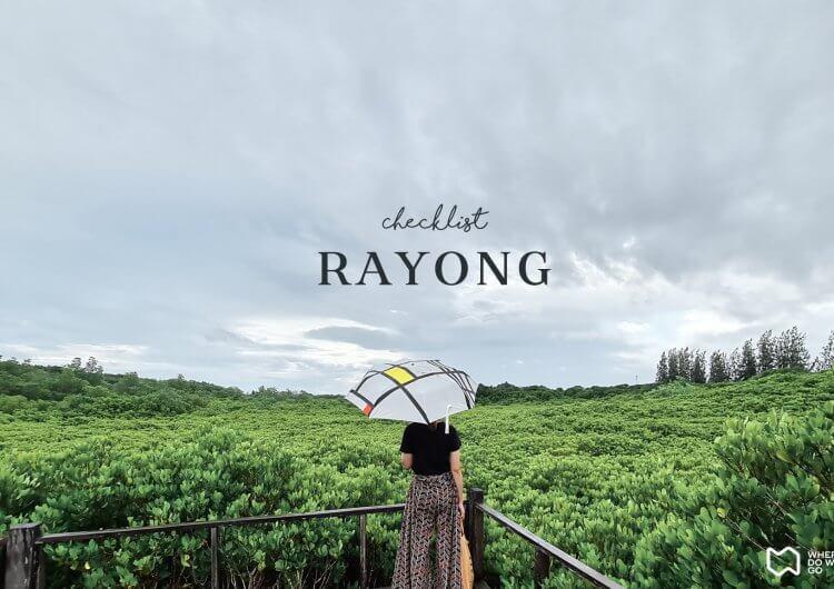 Rayong Check-List.