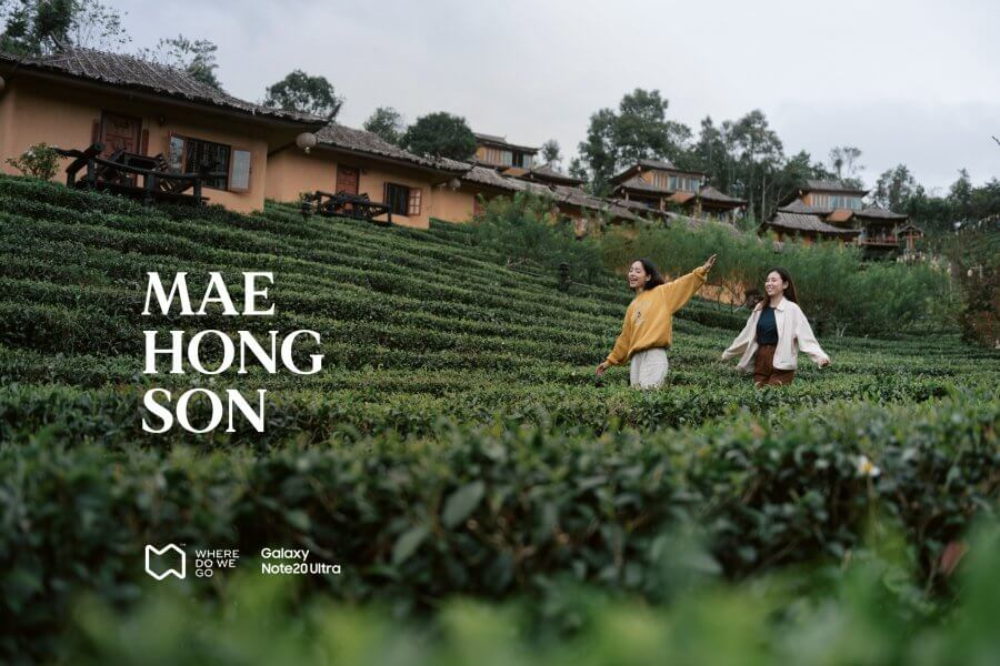 Mae Hong Son, Stay Travel Together.
