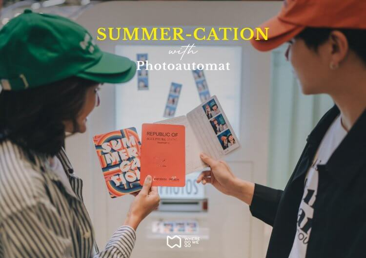 Summer-Cation with Photoautomat.