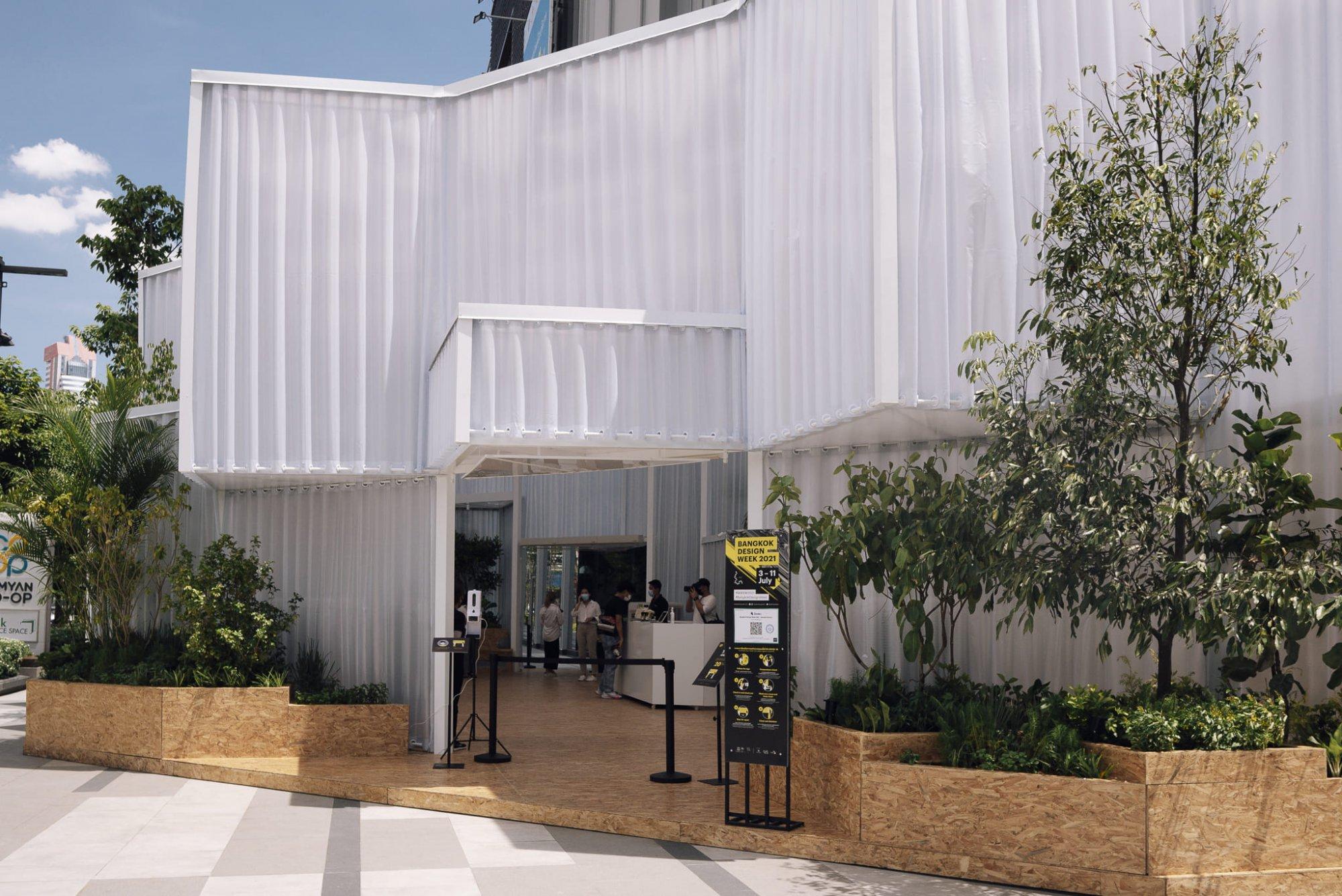 'Samyan' Bangkok Design Week 2021