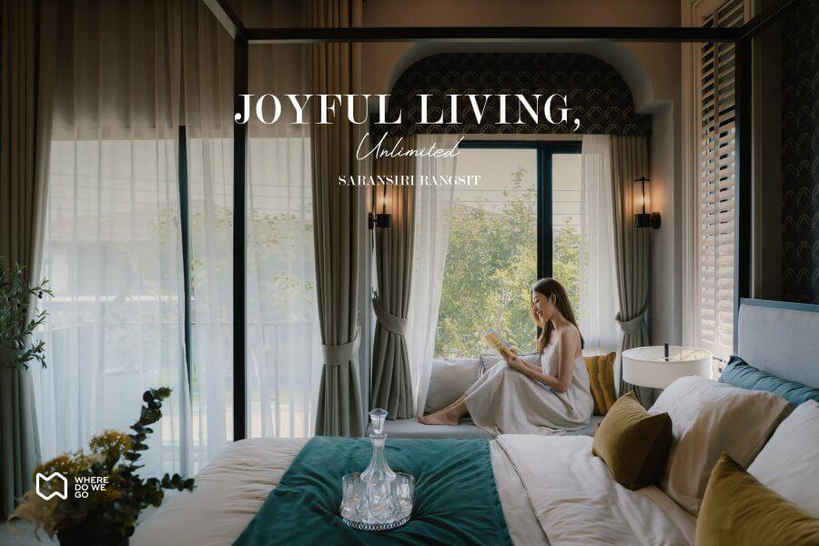 Protected: Joyful Living, Unlimited 'SARANSIRI RANGSIT'